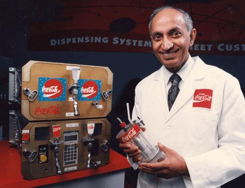 Coca Colas testare