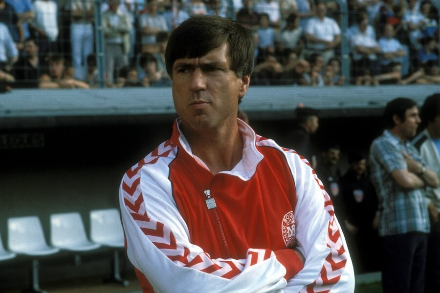 Danmarks Coach Piontek