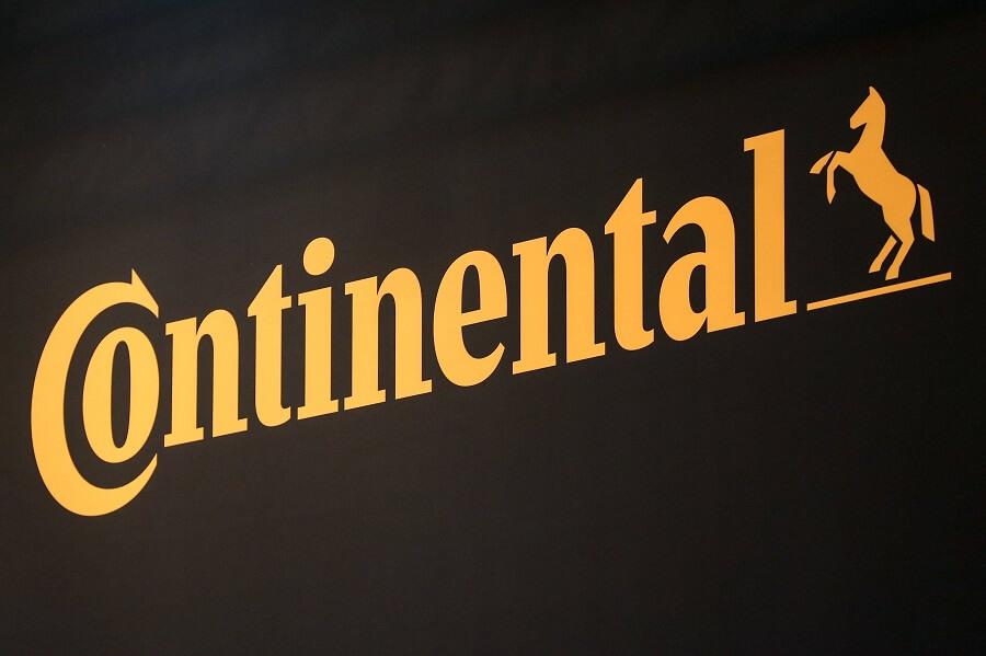 Continental Logo Tyskland
