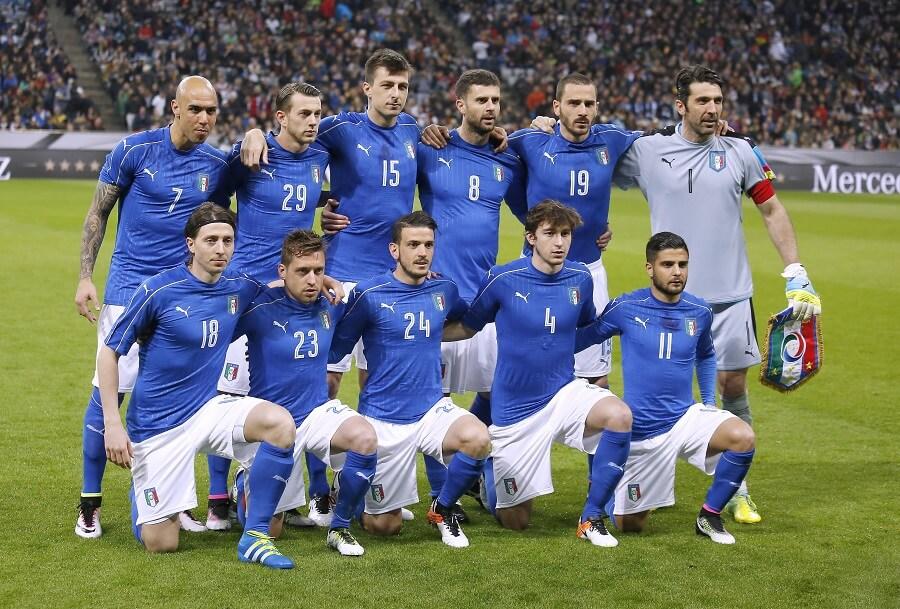 Kroatien Vs Italien