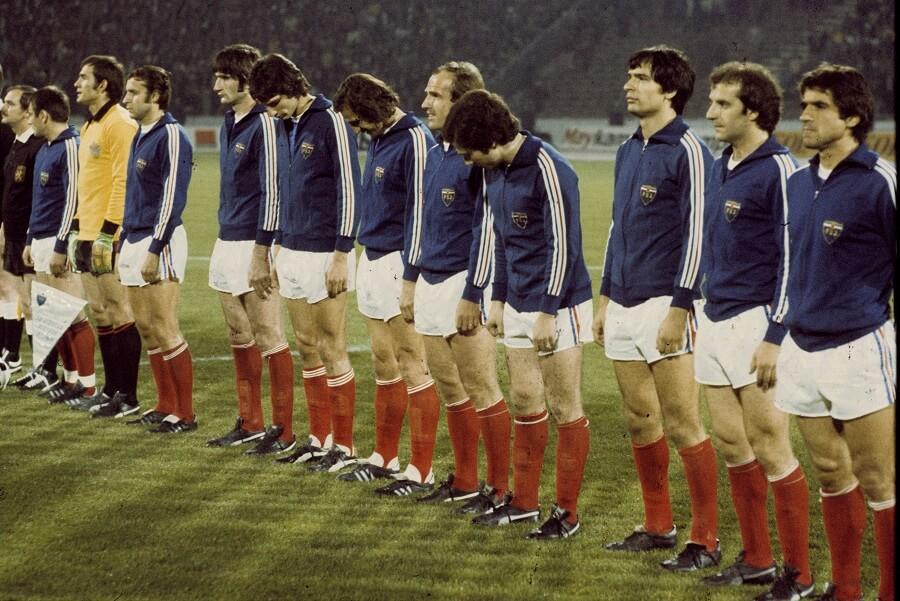 Jugoslaviens landslag 1976