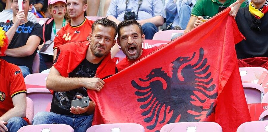 Albanien hejar