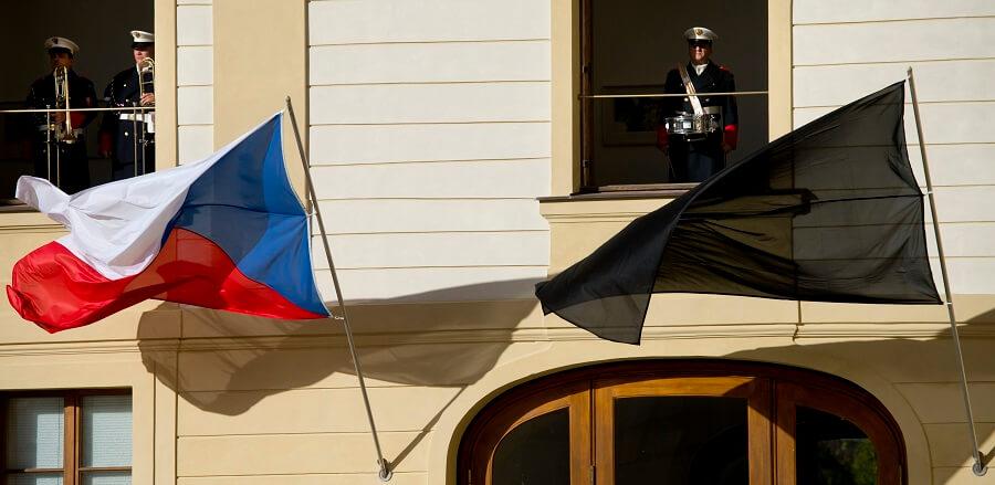 Slovakien - flagga
