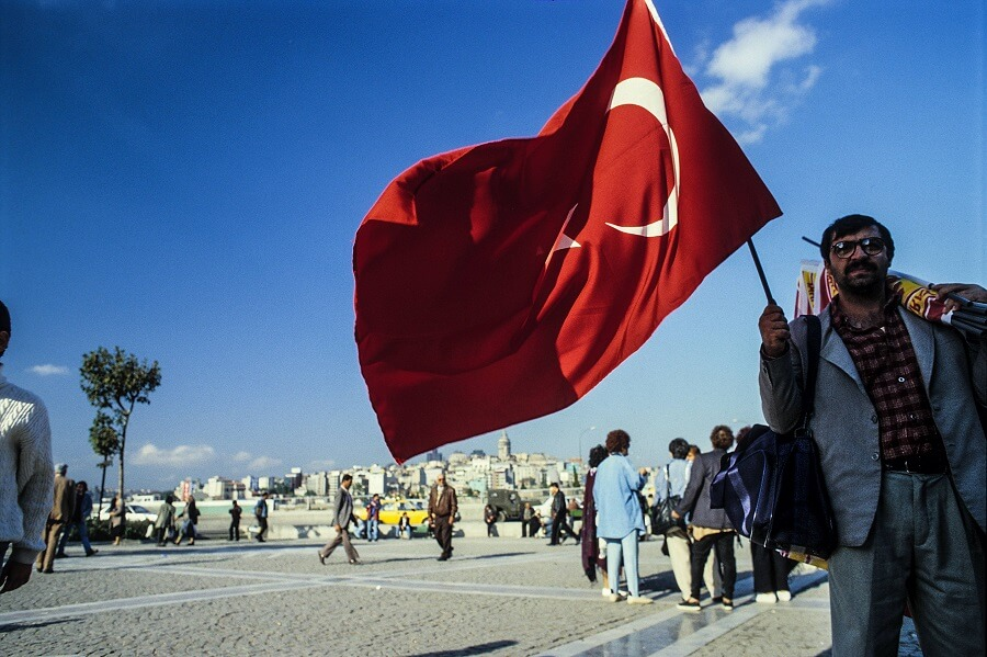 Turkiet i fokus