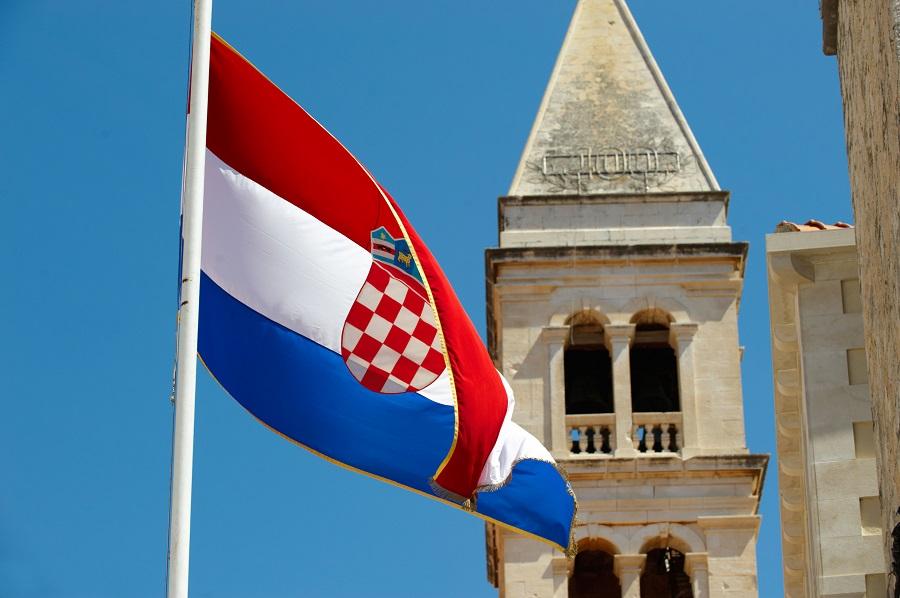 Kroatien - vacker bild