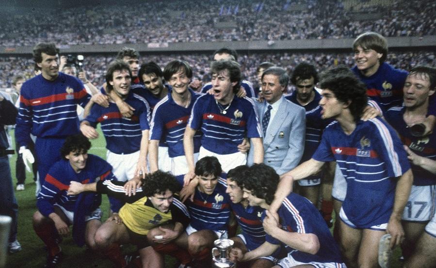 France 1984 EM