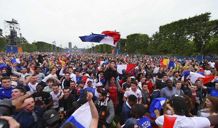 Frankrike publik