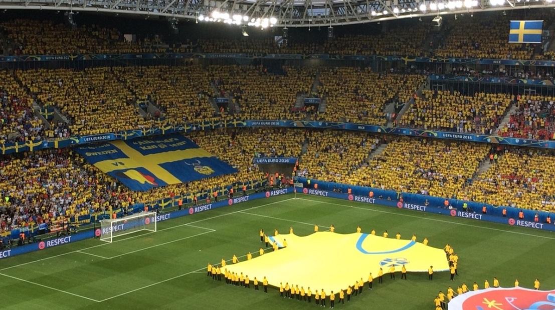 Sveriges sista match