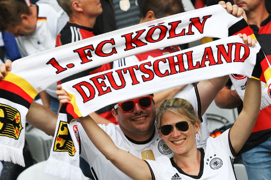 Tyskland - Ukraina EM 2016