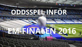 Bettingtipset – Final EM 2016