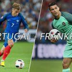 Inför Portugal – Frankrike