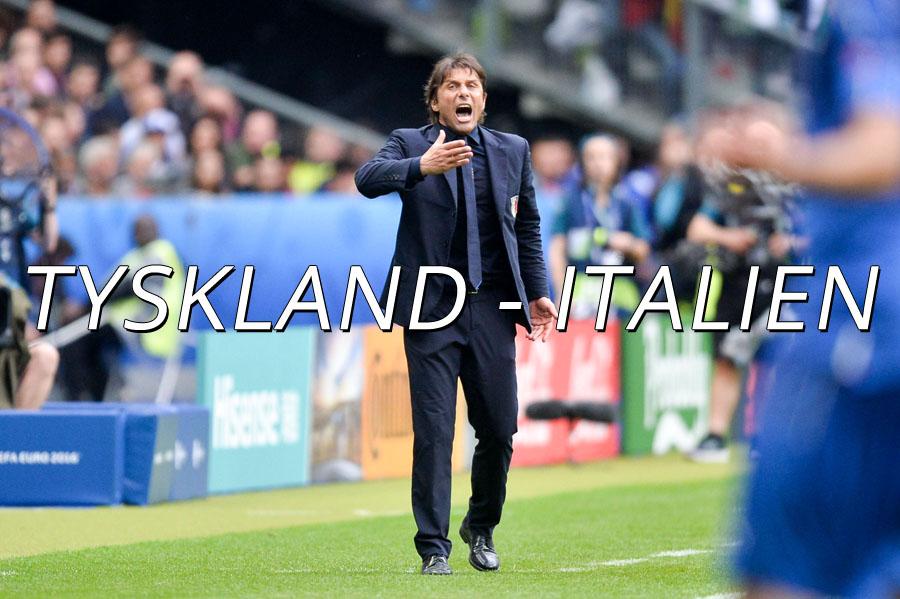 tyskland-italien
