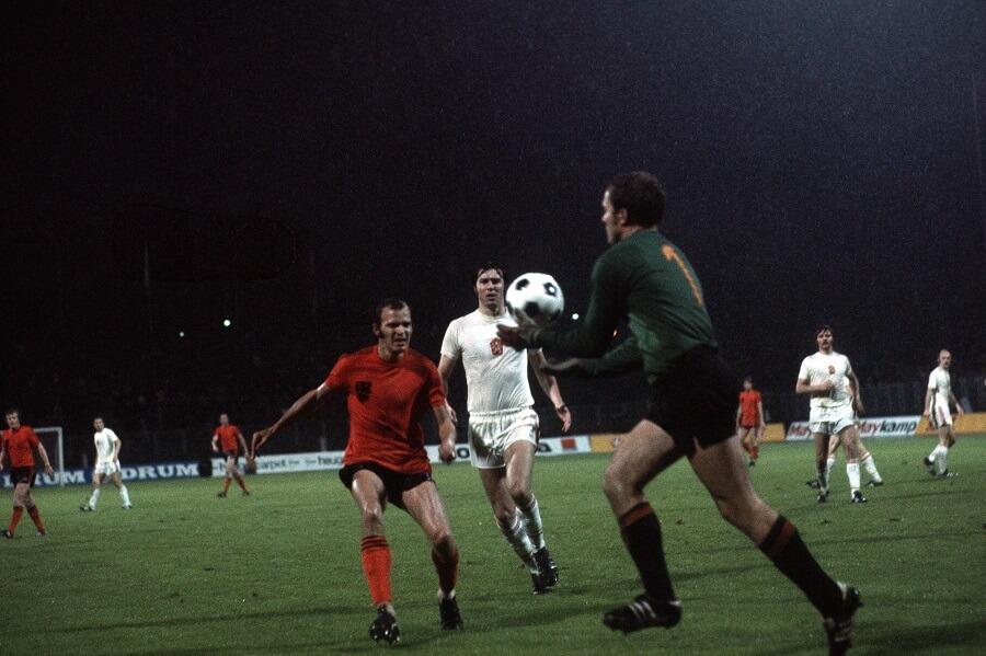 Netherlands-CSSR-1976