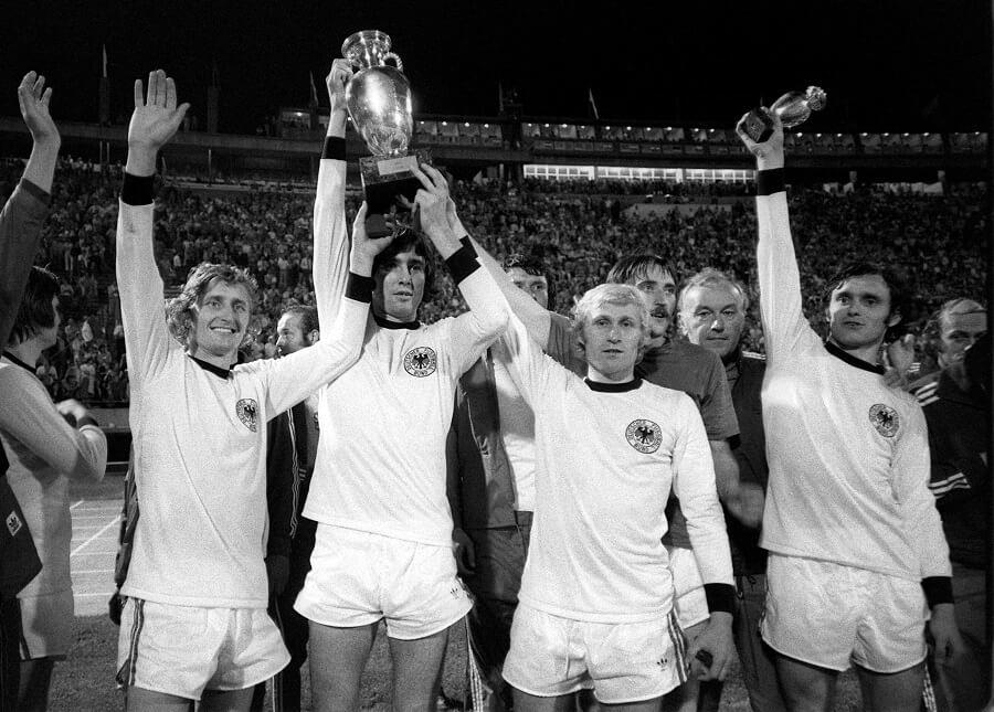 CSSR winner 1976 med Panenka