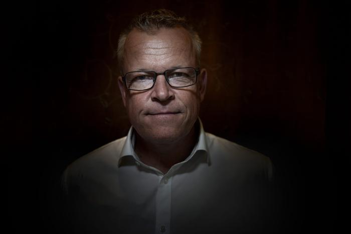 Janne Andersson i bild