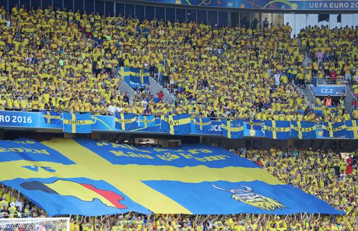 Sveriges publik i fotboll