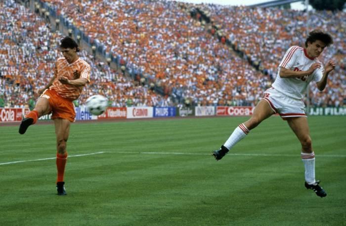 van basten goal 1988