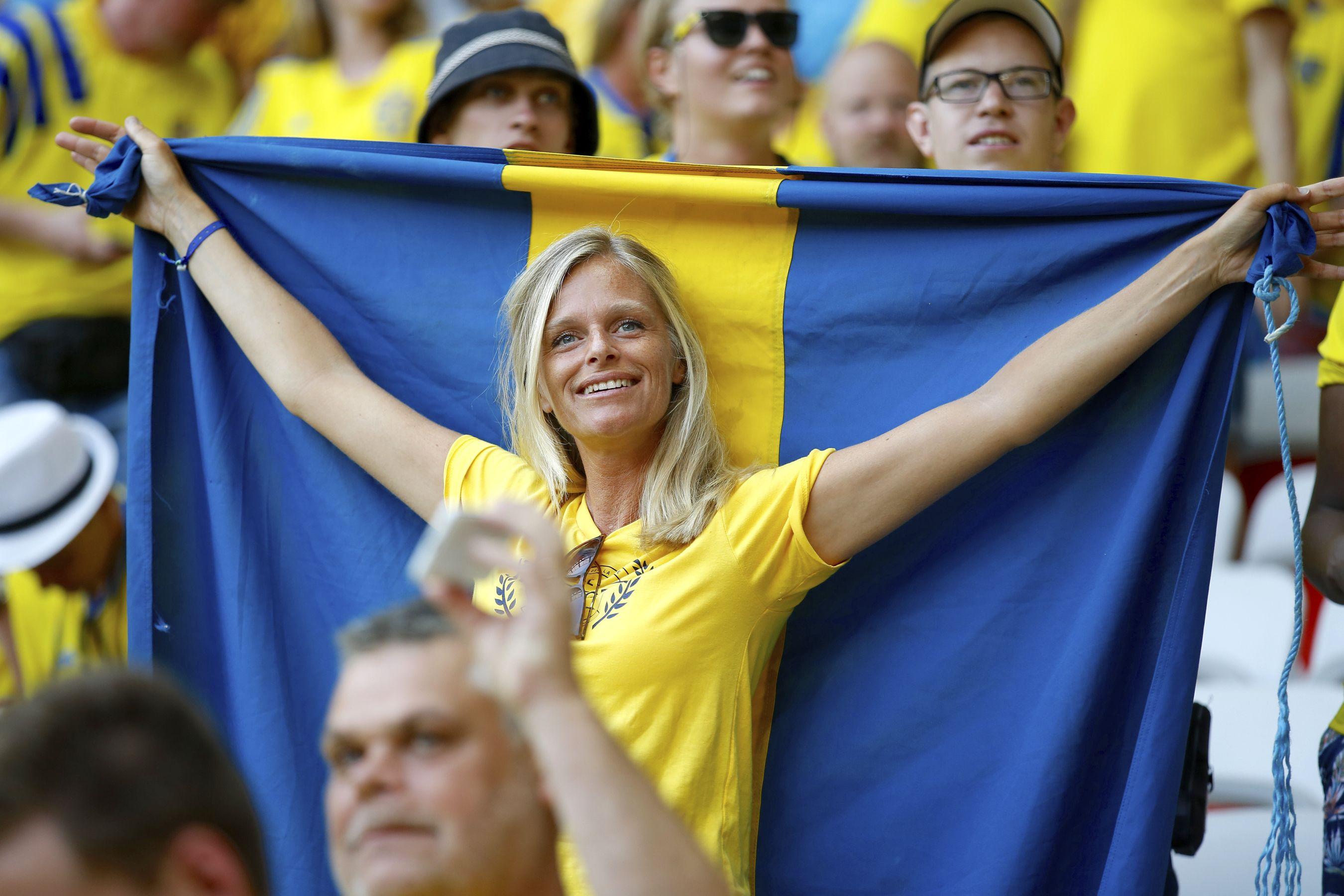 Sverige fortsatt etta pa varldsrankingen