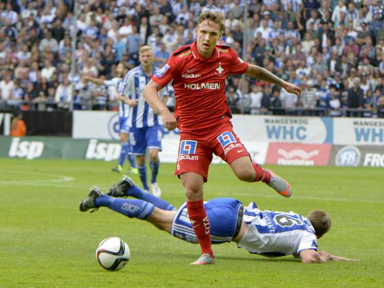 Linus Wahlqvist från IFK