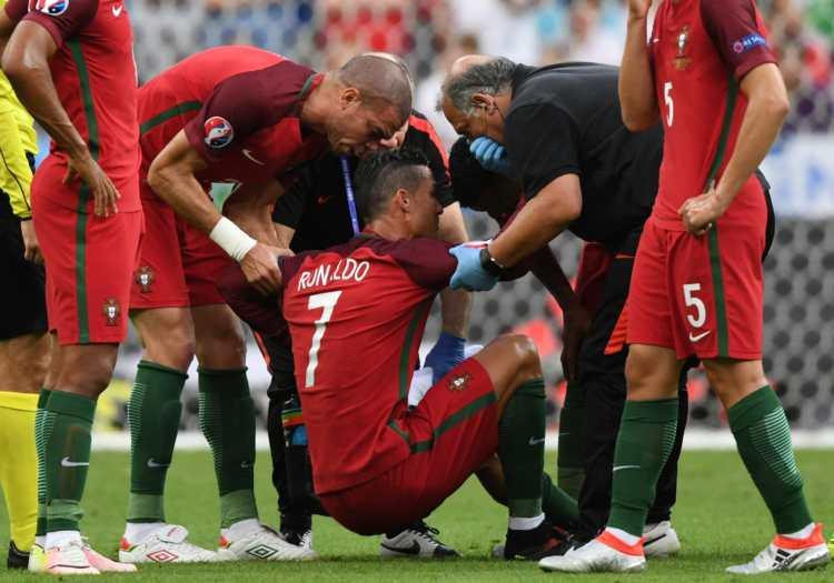 Portugal Final Ronaldo 2016