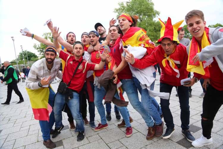 Spanien möter Italien i U21-em.