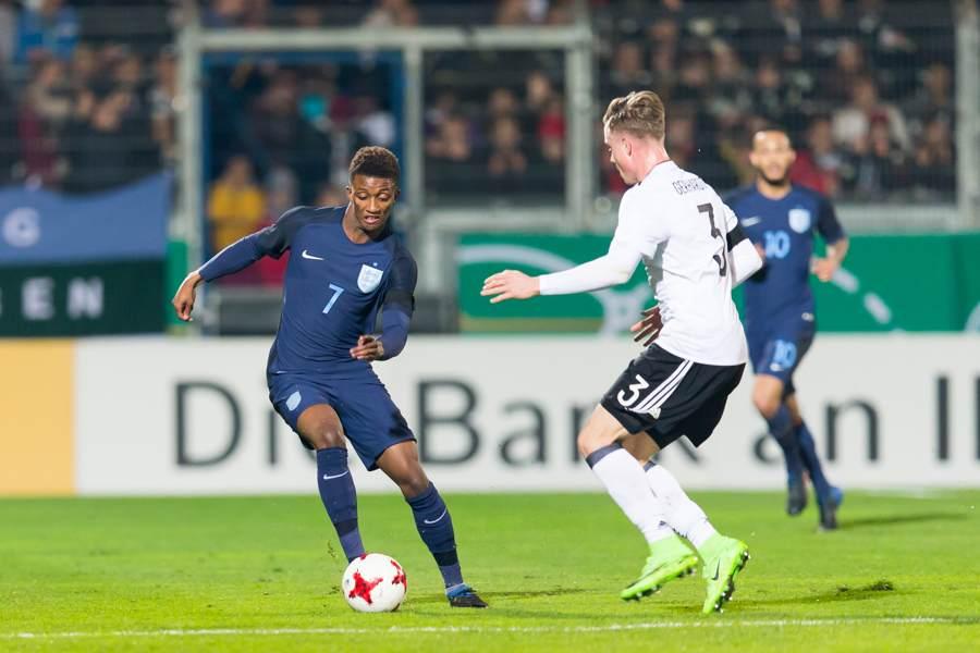 Tyskland under U21 EM fotboll