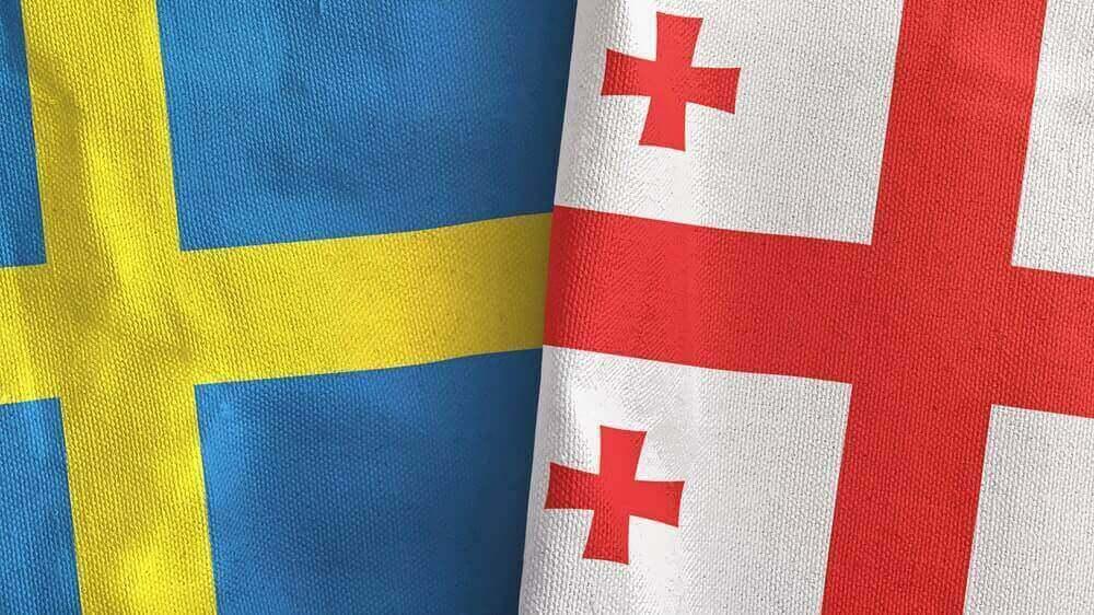 Sverige Gerogien VM kval
